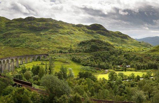 Tours of Scotland - Glenfinnan Viaduct