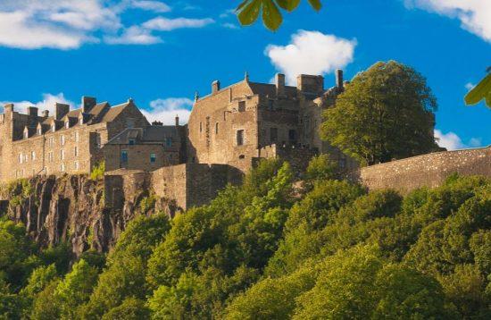 Scotland Tours - Stirling Castle