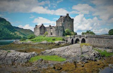 Eilean Donan Castle, Scottish Highlands