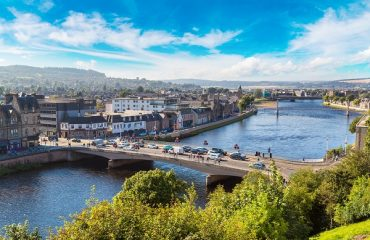 Inverness, Highlands, Scotland