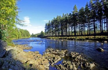 Royal Deeside, Aberdeenshire, Scotland